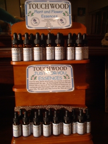 Touchwood Flower Essences